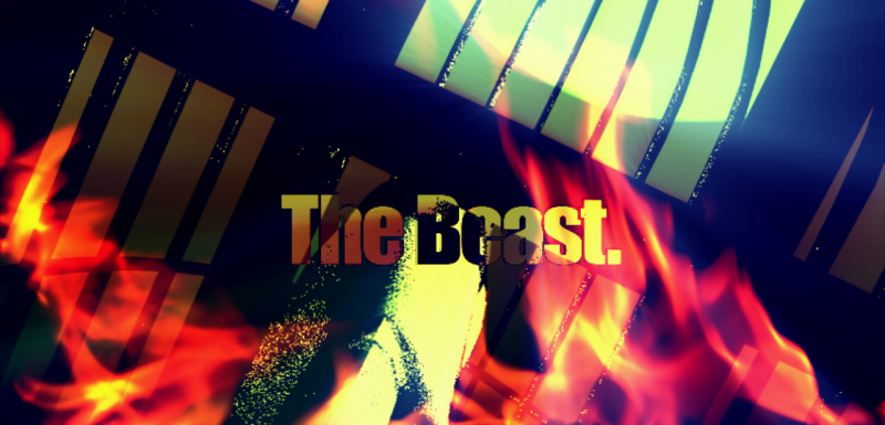 森真梨プロデュース「The Beast」がリリースされました!